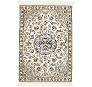 Link to 2' 10 x 4' 4 Nain Persian Rug
