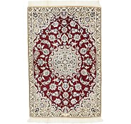 Link to 2' 11 x 4' 7 Nain Persian Rug