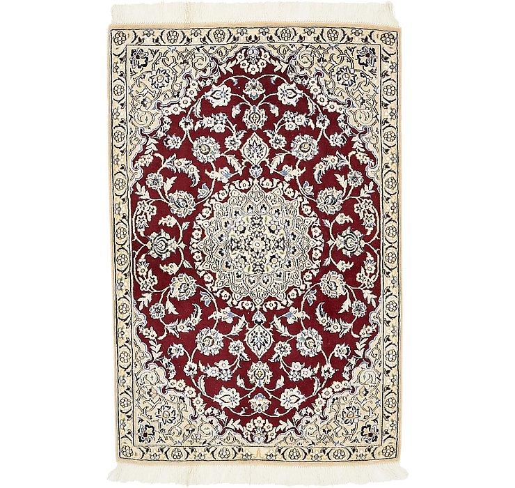 2' 11 x 4' 7 Nain Persian Rug