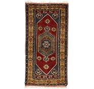 Link to 3' 6 x 6' 9 Kars Oriental Rug