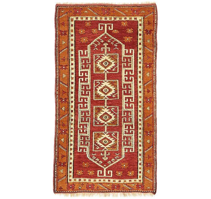 3' 5 x 6' 3 Kars Oriental Rug
