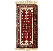 Link to 3' 2 x 6' 5 Kars Oriental Rug