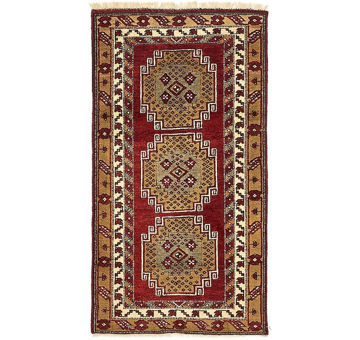 100cm x 190cm Kars Oriental Rug
