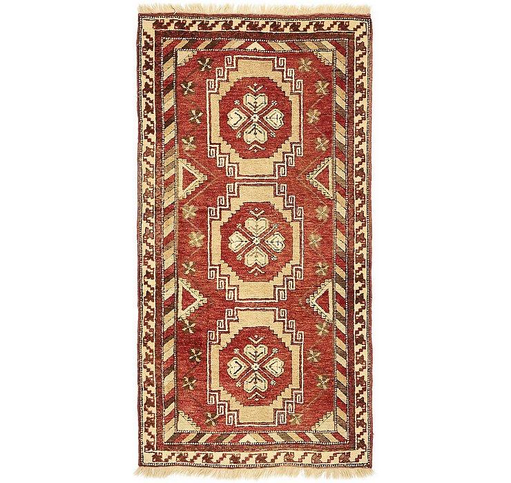 102cm x 200cm Kars Oriental Rug