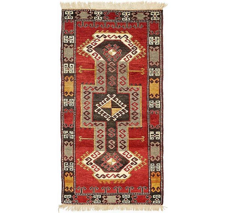 100cm x 195cm Kars Oriental Rug