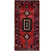 Link to 4' 11 x 9' 10 Hamedan Persian Runner Rug
