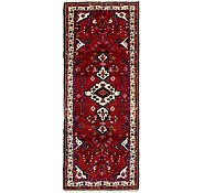 Link to 3' 6 x 9' 1 Hamedan Persian Runner Rug