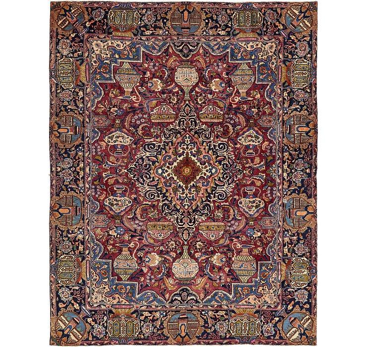 9' 5 x 12' 2 Kashmar Persian Rug