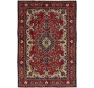 Link to 7' 7 x 11' 4 Tabriz Persian Rug