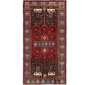 Link to 4' 8 x 9' 5 Hamedan Persian Runner Rug