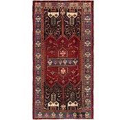 Link to 4' 8 x 9' 5 Hamedan Persian Runner Rug