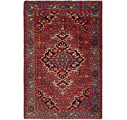 Link to 4' 7 x 6' 10 Gholtogh Persian Rug