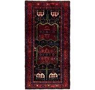 Link to 135cm x 300cm Sirjan Persian Runner Rug