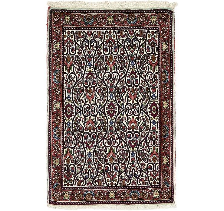 2' 5 x 3' 8 Bidjar Persian Rug