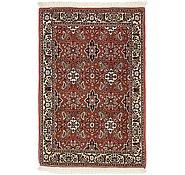 Link to 2' 4 x 3' 5 Bidjar Persian Rug