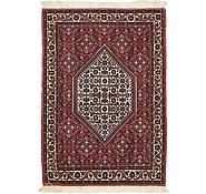 Link to 70cm x 105cm Bidjar Persian Rug