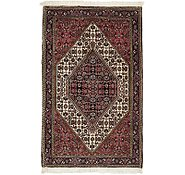 Link to 2' 5 x 3' 10 Bidjar Persian Rug