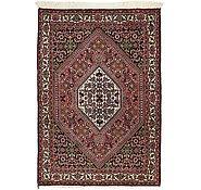 Link to 75cm x 107cm Bidjar Persian Rug
