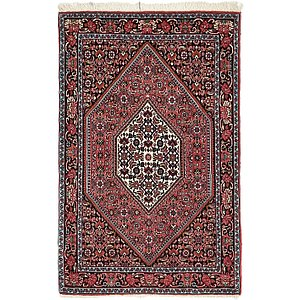 2' 4 x 3' 8 Bidjar Persian Rug