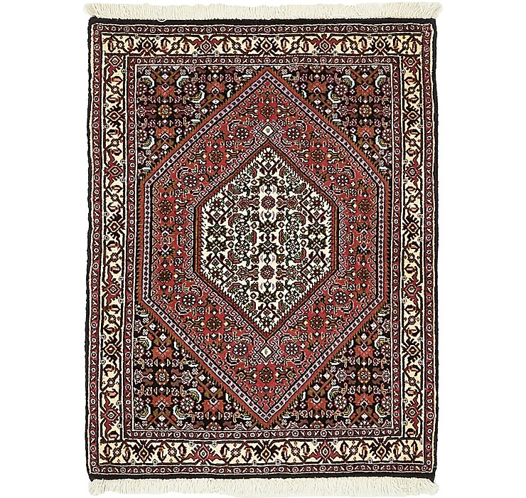 75cm x 102cm Bidjar Persian Rug