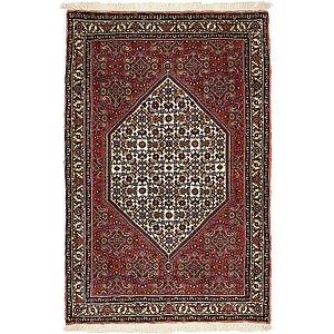 2' 6 x 3' 10 Bidjar Persian Rug