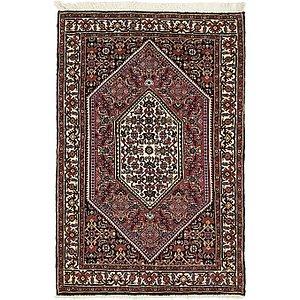 2' 4 x 3' 5 Bidjar Persian Rug