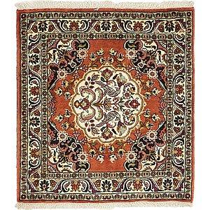 2' 5 x 2' 8 Bidjar Persian Square Rug