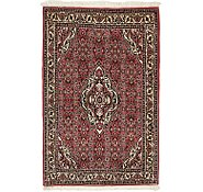 Link to 2' 4 x 3' 9 Bidjar Persian Rug