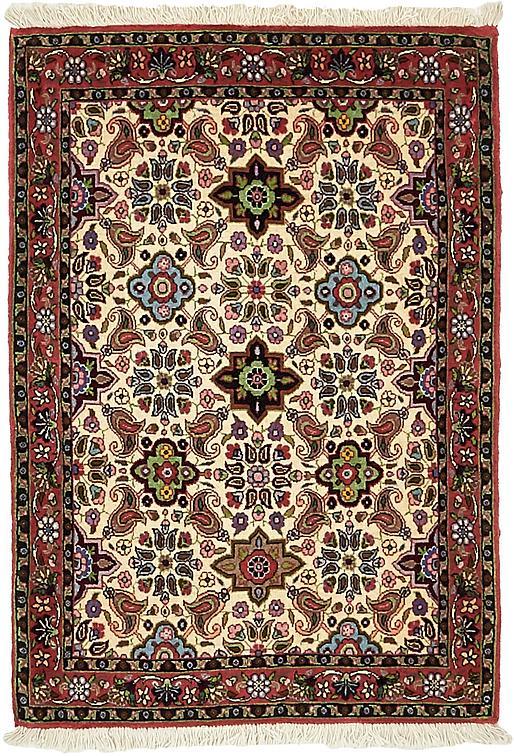 Red 2 4 X 3 4 Bidjar Persian Rug Persian Rugs Esalerugs