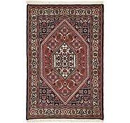 Link to 2' 5 x 3' 6 Bidjar Persian Rug