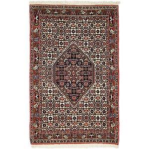2' 5 x 3' 10 Bidjar Persian Rug