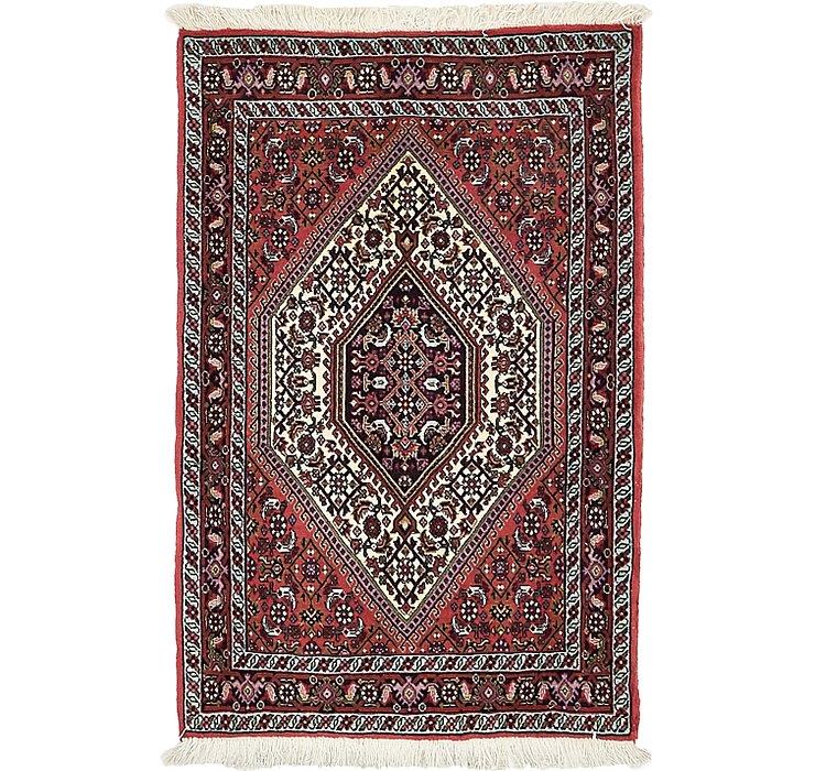 2' 4 x 3' 6 Bidjar Persian Rug