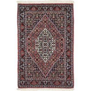 2' 3 x 3' 7 Bidjar Persian Rug