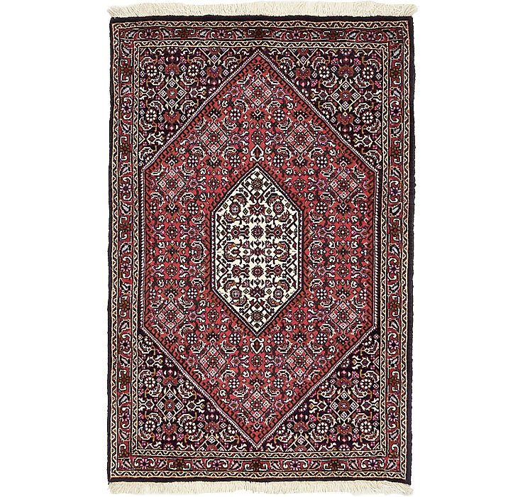 2' 5 x 3' 7 Bidjar Persian Rug