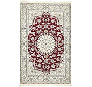 Link to 5' 2 x 8' 2 Nain Persian Rug
