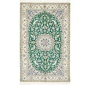 Link to 157cm x 255cm Nain Persian Rug