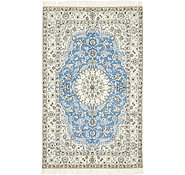 Link to 5' x 8' 3 Nain Persian Rug
