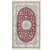 Link to 5' x 8' 4 Nain Persian Rug