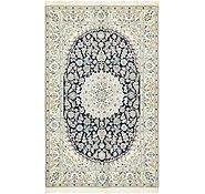 Link to 5' 2 x 8' 3 Nain Persian Rug