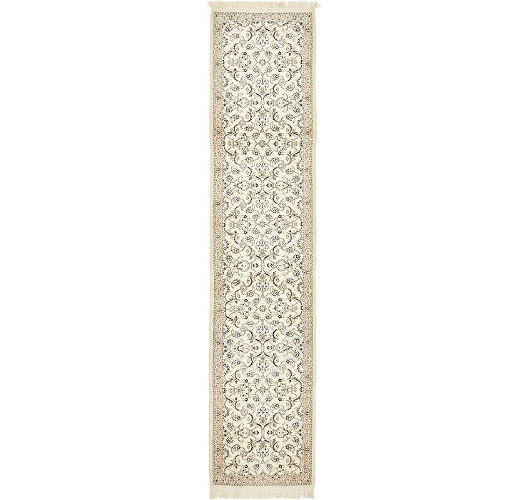 2' 9 x 13' 1 Nain Persian Runner Rug