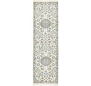 Link to 2' 10 x 9' 10 Nain Persian Runner Rug