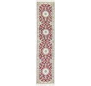 Link to 2' 8 x 12' 10 Nain Persian Runner Rug