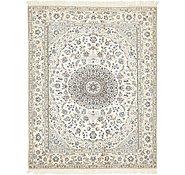 Link to 6' 6 x 8' 1 Nain Persian Rug