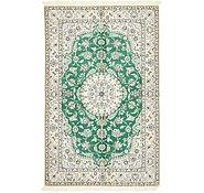 Link to 5' 1 x 8' 2 Nain Persian Rug
