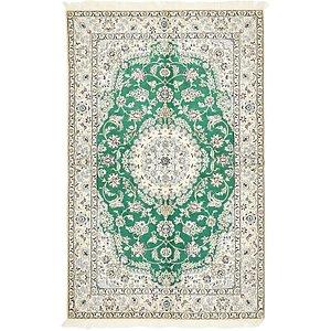 5' 1 x 8' 2 Nain Persian Rug