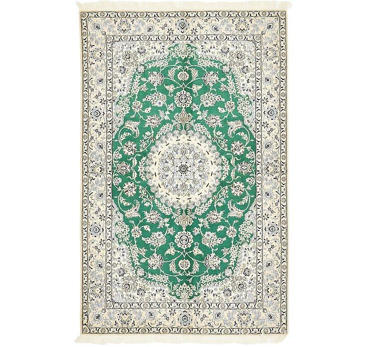 155cm x 250cm Nain Persian Rug