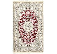 Link to 4' 10 x 8' Nain Persian Rug