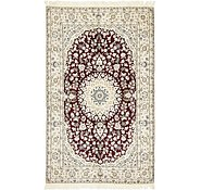 Link to 4' 9 x 7' 10 Nain Persian Rug