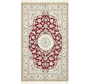 Link to 5' x 8' 5 Nain Persian Rug