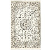 Link to 5' 4 x 8' 3 Nain Persian Rug